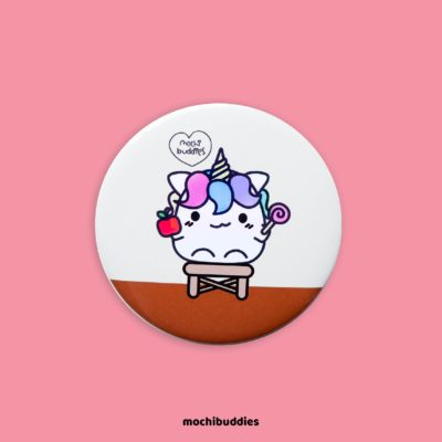 Sweet Treats Pocket Mirror (Momo)